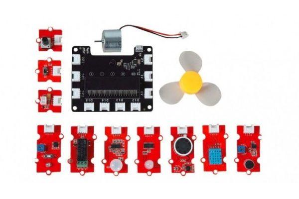 micro bit ELEMENT14 10 x Sensor Modules For microbit, , IoT Development, ELEMENT14 MINODE_KIT_V1
