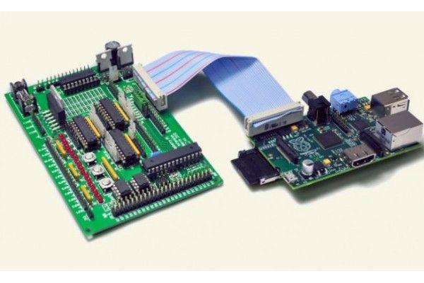 Controlar Arduino via Web con Raspberry Pi Roberto