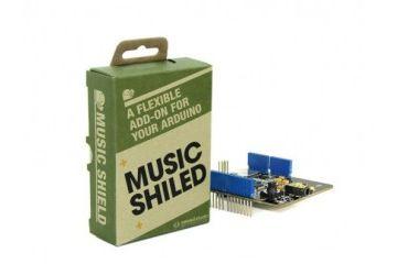 shields SEEED STUDIO Music Shield V2.0, SEED SKU: SLD01104P