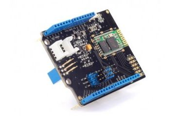 shields SEEED STUDIO Bluetooth Shield V2, Seeed 113030019