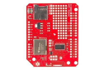 shields SPARKFUN SparkFun WiFi Shield - CC3000, Sparkfun DEV-12071