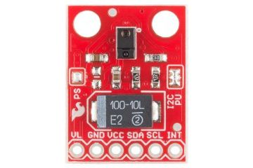 senzorji SPARKFUN SparkFun RGB and Gesture Sensor - APDS-9960, Sparkfun SEN-12787