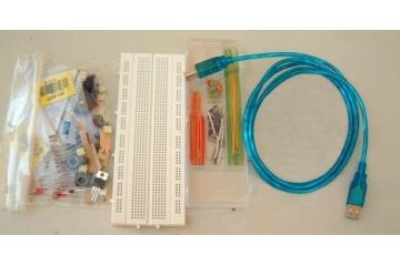 kits ARDUINO KIT Workshop - Base level WITHOUT Arduino Board, A000028