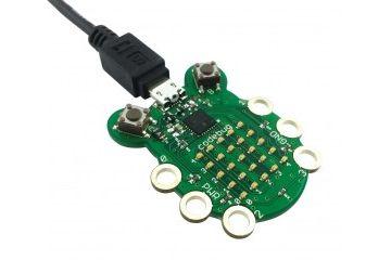primary platform CODEBUG CODEBUG  CodeBug Programmable Wearable Computer Board with Touch Sensitive Inputs & Raspberry Pi Connectivity, CODEBUG