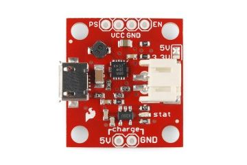 liion lipoly SPARKFUN SparkFun Power Cell - LiPo Charger-Booster, Sparkfun PRT-11231