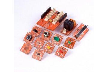 tinkerkit moduli ARDUINO TinkerKit - Basic Kit, K000001