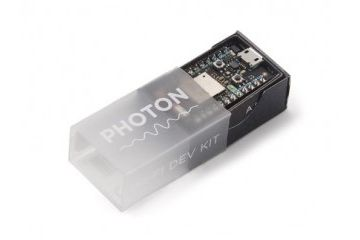 arduino compatible PARTICLE Particle Photon with headers