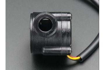 liquid, flow ADAFRUIT Liquid Flow Meter - Plastic 1- 2 NPS Threaded, adafruit 828