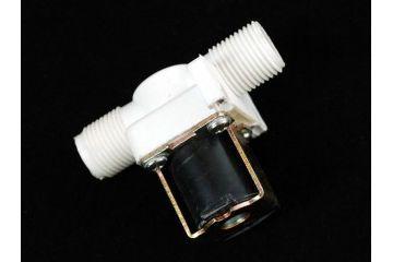 liquid, flow ADAFRUIT Plastic Water Solenoid Valve - 12V - 1 - 2 Nominal, adafruit 997