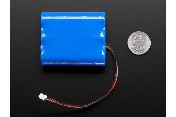 liion lipoly ADAFRUIT Lithium Ion Battery Pack - 3.7V 6600mAh, adafruit 353