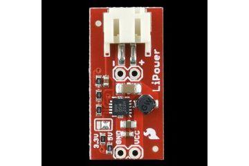 liion lipoly SPARKFUN LiPower - Boost Converter, spark fun10255