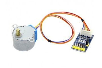 breakout boards  SEEED STUDIO Gear Stepper Motor with Driver, seed: 108990000