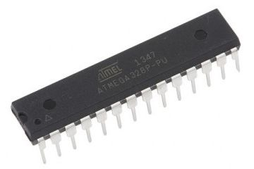 tinkerkit moduli ARDUINO ATMega328 microcontroller bootloader UNO, Arduino A000048