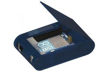 enclosures ARDUINO Arduino YUN Development Board Case, Blue, Arduino M000008