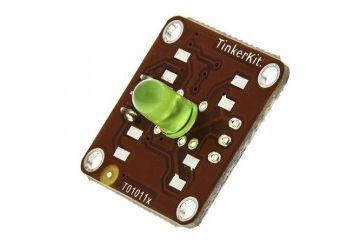 tinkerkit moduli ARDUINO TinkerKit LED 5mm Green, Arduino T010112