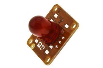 tinkerkit moduli ARDUINO TinkerKit LED 10mm Red, Arduino T010118