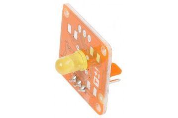 tinkerkit moduli ARDUINO TinkerKit LED 5mm Yellow, Arduino T010113