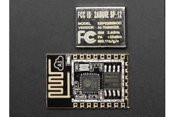 wireless ADAFRUIT ESP8266 SMT Module - ESP-12E, adafruit 2491