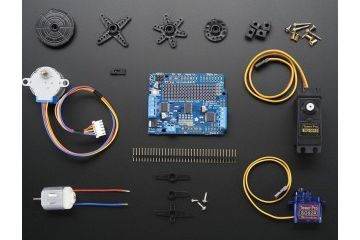 kits ADAFRUIT Motor party add-on pack for Arduino, adafruit 171