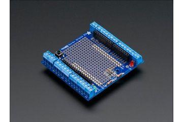 shields ADAFRUIT Proto-Screwshield (Wingshield) R3 Kit for Arduino. adafrui 196