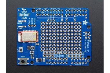 shields ADAFRUIT Adafruit Bluefruit LE Shield - Bluetooth LE for Arduino, adafruit 2746