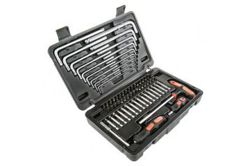 orodja RS PRO 70 Piece Mechanical Tool Kit, RS Pro, 251-479