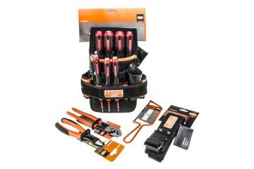 orodja BAHCO 10 Piece Insulated Electronics Tool Kit, Bahco, 4750-ETK
