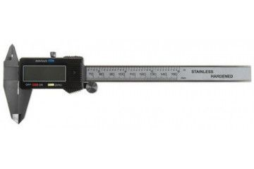 orodja RS PRO 150mm Digital Caliper, Metric & Imperial, RS Pro, 841-2518