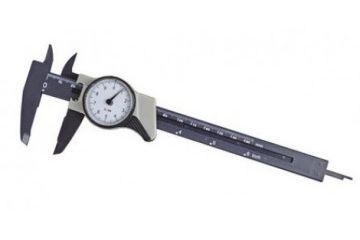 orodja RS PRO 150mm Dial Caliper, Metric & Imperial, RS Pro, 841-2537