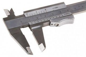 orodja KLEFFMANN & WEESE 150mm Vernier Caliper, Metric, Kleffmann & Weese, 304-8229