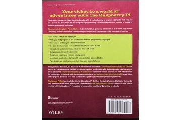 knjige JOHN WILEY & SONS Adventures In Raspberry Pi, Carrie Anne Philbin, John Wiley & Sons, 9781119046028
