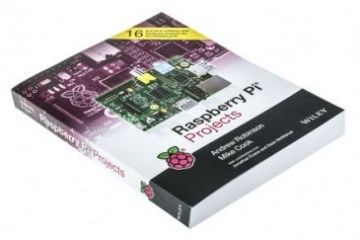 knjige JOHN WILEY & SONS Raspberry Pi Projects, Andrew Robinson & Mike Cook, John Wiley & Sons, 9781118555439