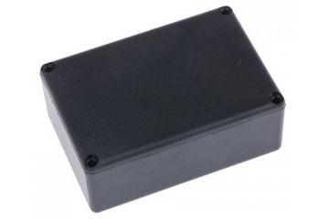 ohišja CAMDENBOSS Black ABS Potting Box with Lid, 64 x 44 x 25mm, Camdenboss, RX2009-S-5