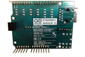 primarne plošče ARDUINO Arduino Ethernet shield 2 with Poe, Arduino, A000025