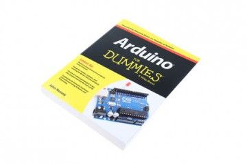 knjige JOHN WILEY & SONS Arduino For Dummies, by John Nussey, John Wiley & Sons, 9781118446379