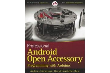knjige ARDUINO Android Open Accessory Programm Arduino, Arduino, B000004