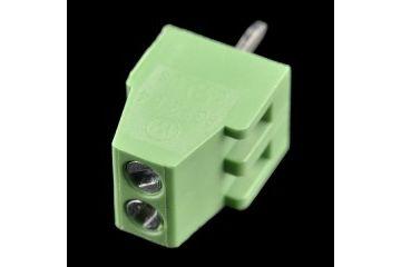 jumper wires SPARKFUN Screw Terminals 2.54mm Pitch (2-Pin), Sparkfun, PRT-10571