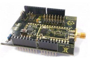 shields RF SOLUTIONS Arduino Shield for GAMMA LORA RF Module, Rf Solutions, GAMMA-ARD