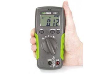 multimetri ISO-TECH IDM61 Digital Multimeter 750V ac, Iso-Tech, 697-4023
