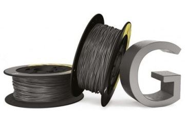 dodatki BQ 1.75mm 3D Printer Filament Ash Grey, 1kg PLA, BQ, 05BQFIL032