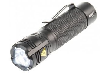 žepne ANSMANN Agent 1 3 x AAA, LED Tactical Compact LED Torch, Black, Ansmann, 1600-0034