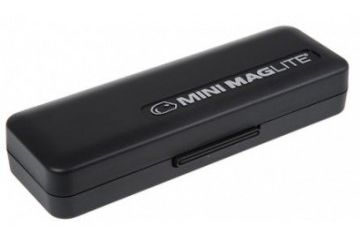 žepne MAGLITE Mini Mini 2 x AAA Torch, Black, Mag-Lite, M3A012U