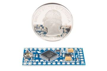 primarne plošče SPARKFUN Arduino Pro Mini 328 - 5V-16MHz, Sparkfun, DEV-11113