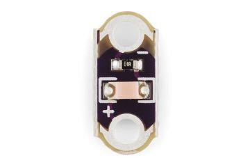 LEDs SPARKFUN LilyPad LED Pink (5pcs), Sparkfun, DEV-10962