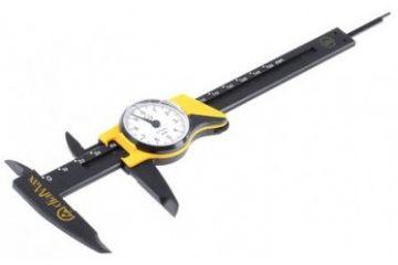 orodja WIHA TOOLS Dial Caliper, Metric & Imperial, Wiha Tools, 31439