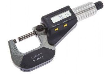 orodja RS PRO 150mm Digital Caliper & Micrometer Set, RS Pro, 102-01-YT211
