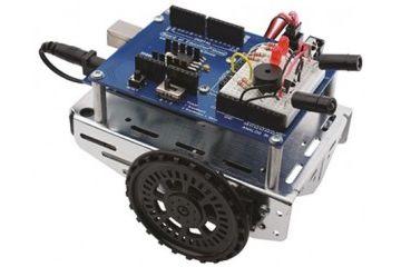 kompleti PARALLAX INC BoE Robotics Shield kit with Arduino Uno, Parallax Inc, 32335