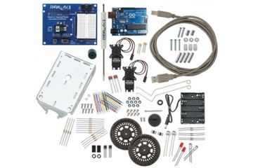 kompleti PARALLAX INC BoE Robotics Shield kit with Arduino Uno, Parallax Inc, 32335