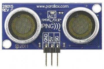 dodatki PARALLAX INC PING ultrasonic distance sensor module, Parallax Inc, 28015