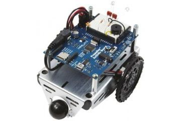 kompleti PARALLAX INC Propeller ActivityBot Robot Kit, Paralay Inc, 32500